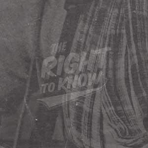 The Right To Know